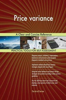 Price Variance a Clear and Concise Reference (Paperback)
