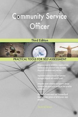 Community Service Officer Third Edition (Paperback)
