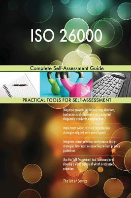 ISO 26000 Complete Self-Assessment Guide (Paperback)