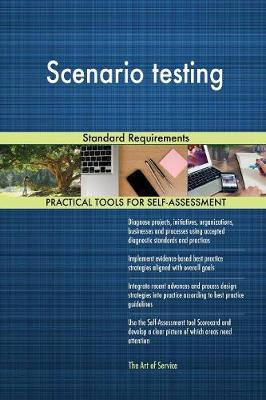 Scenario Testing Standard Requirements (Paperback)