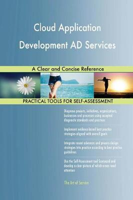 Cloud Application Development Ad Services a Clear and Concise Reference (Paperback)