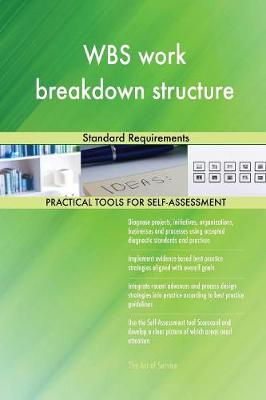 Wbs Work Breakdown Structure Standard Requirements (Paperback)