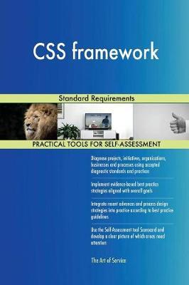 CSS Framework Standard Requirements (Paperback)