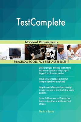 Testcomplete Standard Requirements (Paperback)