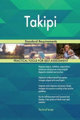 Takipi Standard Requirements (Paperback)