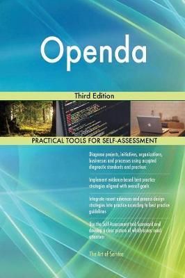 Openda Third Edition (Paperback)