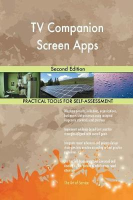 TV Companion Screen Apps Second Edition (Paperback)