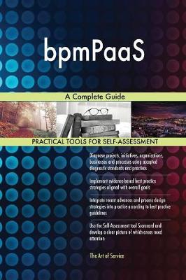 Bpmpaas a Complete Guide (Paperback)