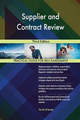 Supplier and Contract Review Third Edition (Paperback)