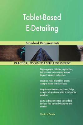 Tablet-Based E-Detailing Standard Requirements (Paperback)