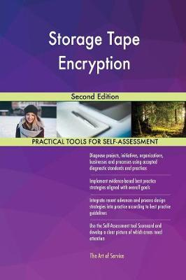 Storage Tape Encryption Second Edition (Paperback)