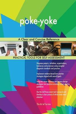 Poke-Yoke a Clear and Concise Reference (Paperback)