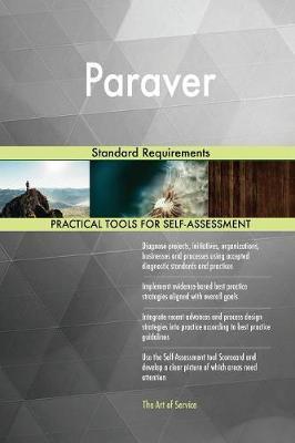Paraver Standard Requirements (Paperback)
