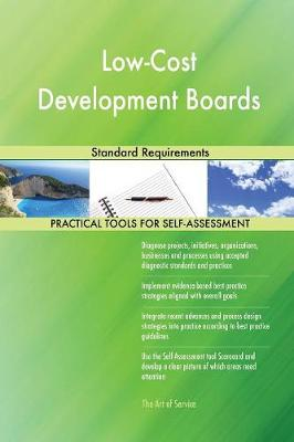 Low-Cost Development Boards Standard Requirements (Paperback)