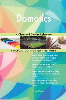 Domotics a Clear and Concise Reference (Paperback)