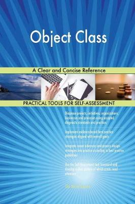 Object Class a Clear and Concise Reference (Paperback)
