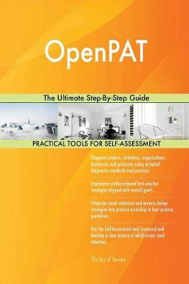Openpat the Ultimate Step-By-Step Guide (Paperback)