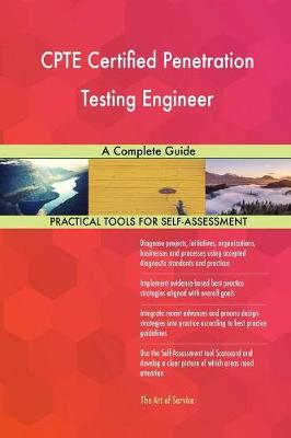 Cpte Certified Penetration Testing Engineer a Complete Guide (Paperback)