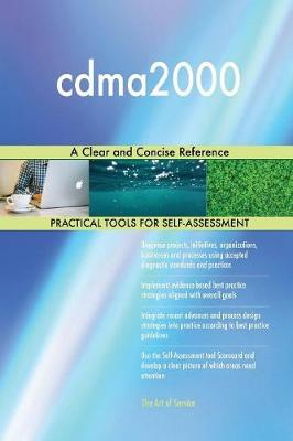 Cdma2000 a Clear and Concise Reference (Paperback)