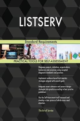 Listserv Standard Requirements (Paperback)