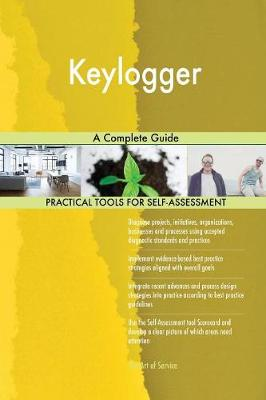 Keylogger a Complete Guide (Paperback)