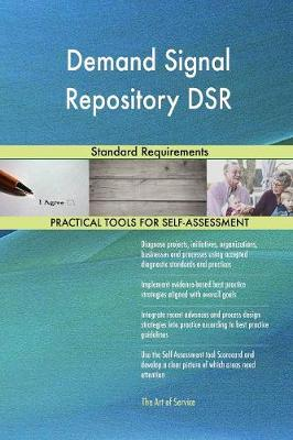Demand Signal Repository Dsr Standard Requirements (Paperback)
