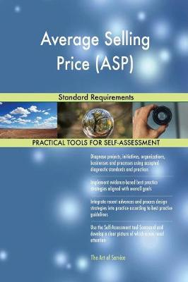 Average Selling Price (Asp) Standard Requirements (Paperback)