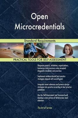 Open Microcredentials Standard Requirements (Paperback)
