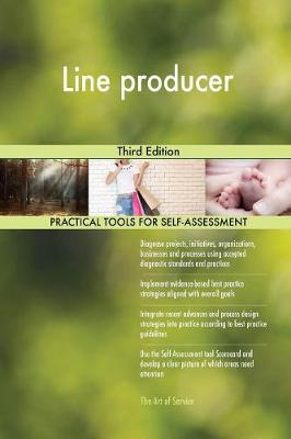 Line Producer Third Edition (Paperback)