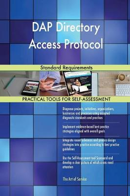 Dap Directory Access Protocol Standard Requirements (Paperback)