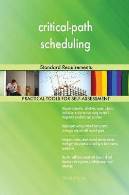 Critical-Path Scheduling Standard Requirements (Paperback)