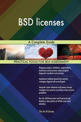 BSD Licenses a Complete Guide (Paperback)