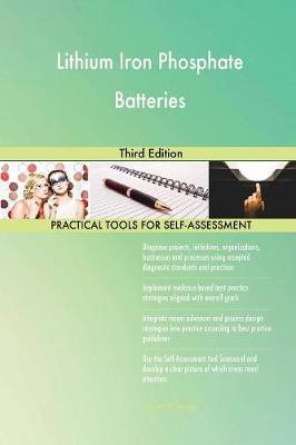 Lithium Iron Phosphate Batteries Third Edition (Paperback)