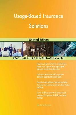 Usage-Based Insurance Solutions Second Edition (Paperback)