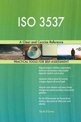 ISO 3537 a Clear and Concise Reference (Paperback)
