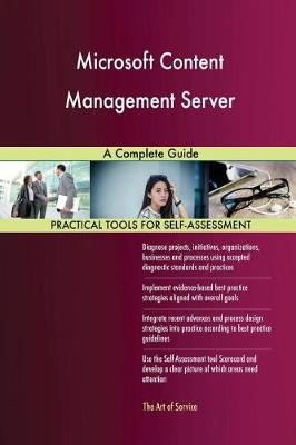 Microsoft Content Management Server a Complete Guide (Paperback)