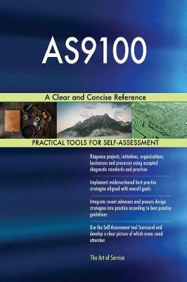 As9100 a Clear and Concise Reference (Paperback)