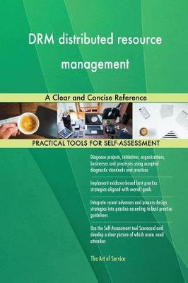 Drm Distributed Resource Management a Clear and Concise Reference (Paperback)