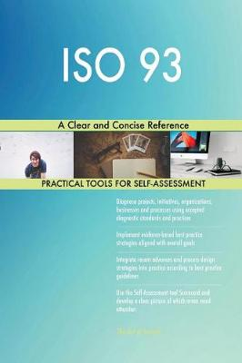ISO 93 a Clear and Concise Reference (Paperback)