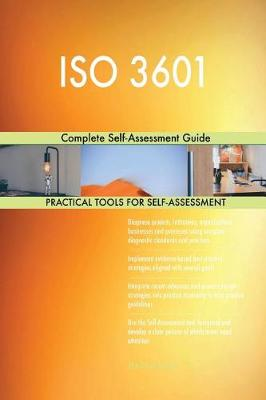 ISO 3601 Complete Self-Assessment Guide (Paperback)