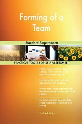Forming of a Team Standard Requirements (Paperback)
