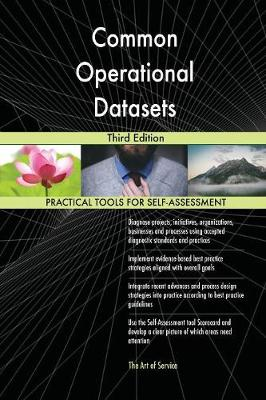 Common Operational Datasets Third Edition (Paperback)