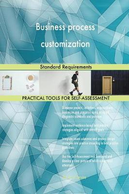 Business Process Customization Standard Requirements (Paperback)