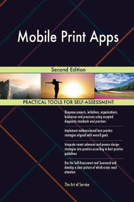 Mobile Print Apps Second Edition (Paperback)