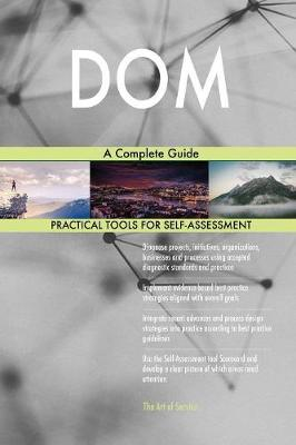 Dom a Complete Guide (Paperback)