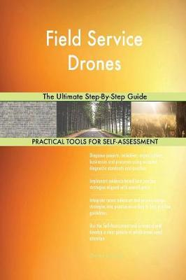 Field Service Drones the Ultimate Step-By-Step Guide (Paperback)