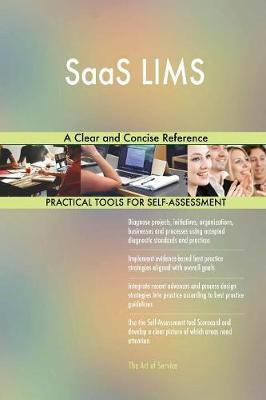 Saas Lims a Clear and Concise Reference (Paperback)