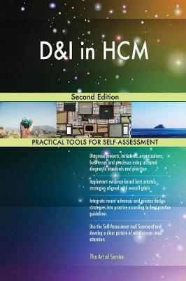 D&i in Hcm Second Edition (Paperback)