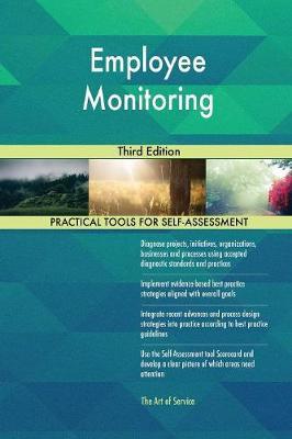 Employee Monitoring Third Edition (Paperback)