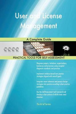 User and License Management a Complete Guide (Paperback)